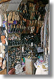 cobbler, europe, fethiye, shoes, stores, turkeys, vertical, photograph