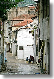 buildings, europe, fethiye, streets, turkeys, vertical, photograph