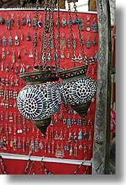 europe, fethiye, lamps, turkeys, turkish, vertical, photograph