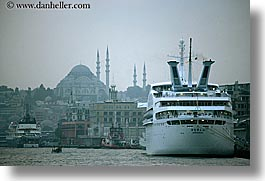 boats, bosphorus, europe, horizontal, istanbul, turkeys, photograph