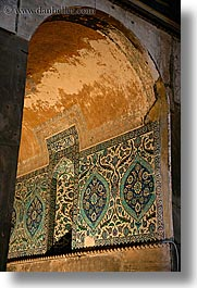 ancient, europe, frescos, hagia sophia church, istanbul, turkeys, vertical, photograph