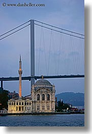 buyukmecidiye, dusk, europe, istanbul, mosques, rivers, turkeys, vertical, photograph