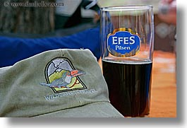 beers, europe, hats, horizontal, kaya koy, turkeys, wilderness travel, photograph