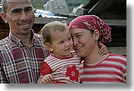 childrens, europe, fathers, girls, horizontal, lydea, mothers, mutlu family, toddlers, turkeys, photograph