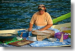 boats, crepes, europe, horizontal, making, people, turkeys, womens, photograph
