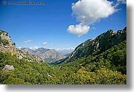 big, europe, horizontal, landscapes, termessos, turkeys, photograph