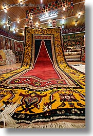 europe, presentation, rugs, turkeys, turkmen rugs, vertical, photograph