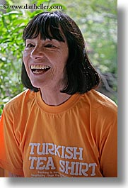 beryl, europe, laugh, laughing, senior citizen, tourists, turkeys, vertical, womens, photograph