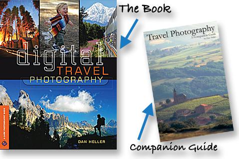 Travel Photography Books