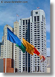 vertical, flags, fujipix, colored, flags, fujipix, colored, photograph