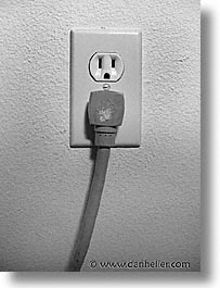 vertical, fujipix, black and white, wall, socket, fujipix, wall, socket, photograph
