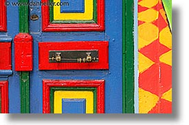 argentina, buenos aires, horizontal, la boca, latin america, painted, painted town, walls, photograph