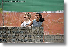 argentina, buenos aires, childrens, horizontal, la boca, latin america, people, playing, photograph
