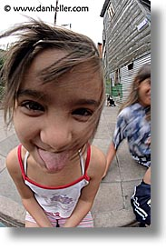 argentina, boca, buenos aires, childrens, fisheye lens, kid, la boca, latin america, people, vertical, photograph