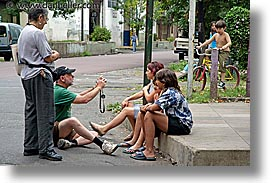 argentina, buenos aires, childrens, horizontal, la boca, latin america, people, vic, photograph
