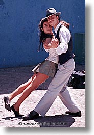 argentina, buenos aires, cropped, la boca, latin america, people, tango, tango dancers, vertical, photograph