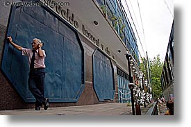 argentina, buenos aires, cellphone, horizontal, la boca, latin america, men, people, photograph