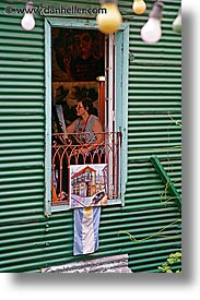 argentina, buenos aires, la boca, latin america, painters, people, vertical, work, photograph