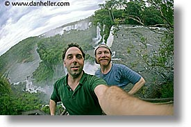 argentina, dans, fisheye lens, horizontal, iguazu, latin america, people, petes, photograph