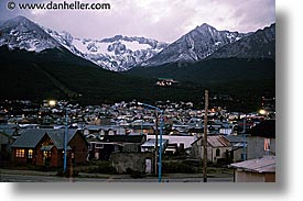 argentina, eve, evening, horizontal, latin america, ushuaia, photograph
