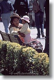 babies, bolivia, la paz, latin america, mothers, people, vertical, photograph