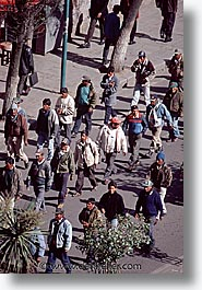 bolivia, demonstration, la paz, latin america, vertical, photograph