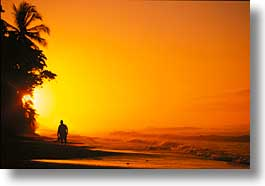corco, costa rica, horizontal, latin america, sunsets, photograph