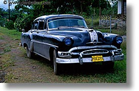 black, buick, caribbean, cars, cuba, havana, horizontal, island nation, islands, latin america, pontiac, south america, photograph