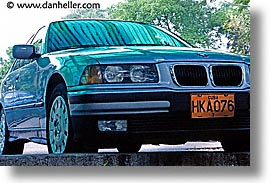 bmw, caribbean, cars, cuba, havana, horizontal, island nation, islands, latin america, south america, photograph