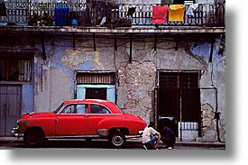 caribbean, cars, cuba, havana, horizontal, island nation, islands, latin america, maintenance, south america, photograph