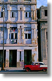 buildings, caribbean, cars, cuba, havana, island nation, islands, latin america, south america, vertical, photograph