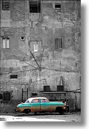 caribbean, cars, cuba, havana, island nation, islands, latin america, south america, vertical, photograph