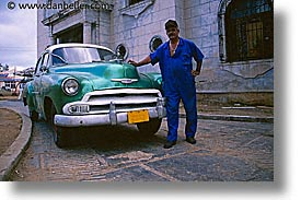 caribbean, cars, cuba, green, havana, horizontal, island nation, islands, latin america, south america, photograph