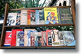 books, caribbean, city scenes, cuba, havana, horizontal, island nation, islands, latin america, sales, south america, photograph