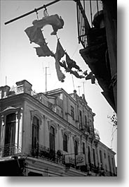 caribbean, cuba, havana, island nation, islands, latin america, laundry, south america, vertical, photograph