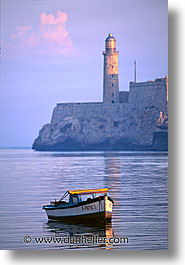 caribbean, cuba, havana, island nation, islands, latin america, lighthouses, malecon, south america, vertical, photograph