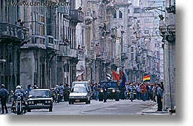 caribbean, cuba, havana, horizontal, island nation, islands, latin america, parade, south america, photograph