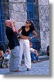 caribbean, couples, cuba, havana, island nation, islands, latin america, lovers, people, romance, south america, vertical, photograph