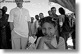 black and white, caribbean, childrens, crowds, cuba, girls, havana, horizontal, island nation, islands, latin america, people, south america, photograph
