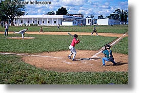baseball, caribbean, childrens, cuba, havana, horizontal, island nation, islands, latin america, people, south america, photograph