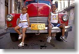 caribbean, cars, childrens, cuba, havana, horizontal, island nation, islands, latin america, people, south america, photograph