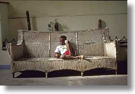 caribbean, childrens, couch, cuba, havana, horizontal, island nation, islands, latin america, people, potato, south america, photograph