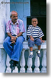 boys, caribbean, cuba, fathers, havana, island nation, islands, latin america, men, people, south america, vertical, photograph