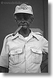 caribbean, cigars, cuba, fat, havana, island nation, islands, latin america, men, people, south america, vertical, photograph