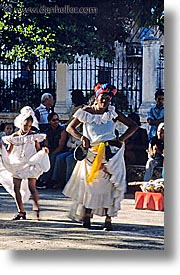 african, caribbean, cuba, dancers, havana, island nation, islands, latin america, people, south america, vertical, photograph