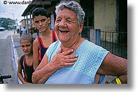caribbean, cuba, havana, horizontal, island nation, islands, latin america, mothers, people, proud, south america, womens, photograph