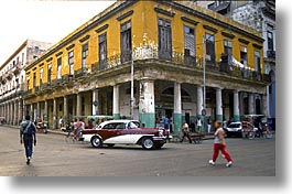 caribbean, cuba, havana, horizontal, island nation, islands, latin america, south america, streets, photograph