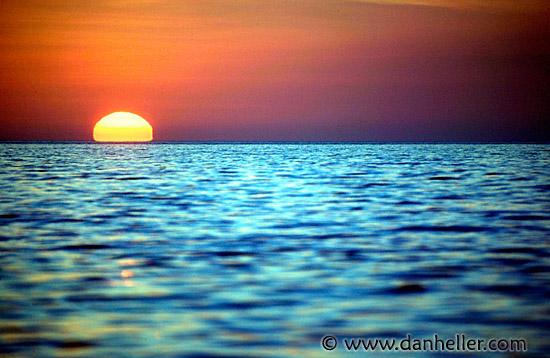 Ocean Sunset ocean sunset