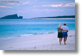 beaches, dusk, ecuador, equator, espanola, galapagos islands, horizontal, latin america, walk, photograph