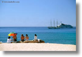 beaches, ecuador, equator, espanola, families, galapagos islands, horizontal, latin america, photograph